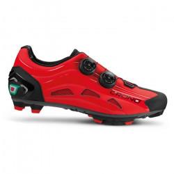 CRONO buty rowerowe MTB Extrema 2 czerwone
