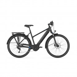 Gazelle rower Medeo T10 HMB M55 Black S10